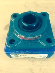 SF-205 25MM BORE SEALMASTER 4 BOLT FLANGE BEARING