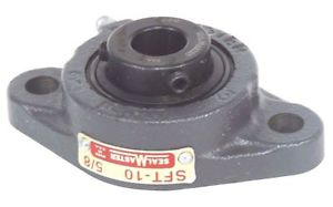 "SEALMASTER SFT-10 FLANGE BLOCK BEARING 5/8"" BORE SFT10"