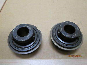 ", SEALMASTER ER-10 , 5/8"" BORE INSERT BEARING, 2 PC'S LOT."