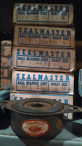 "SealMaster SFT-12 2 Bolt 3/4"" Bore Standard Duty Flange"