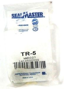 NIB SEAL MASTER TR-5 BEARING ROD END WW0027 TR5