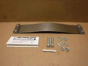 """Seal Master Engine Control Systems Stainless Steel Exhaust Clamp 5"""" OD 66-500"""