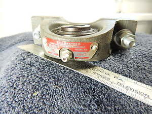"Seal master NP-12C 3/4"" 2 bolt pillow block P-103 bearing 5"",x 1 1/2"" Base"