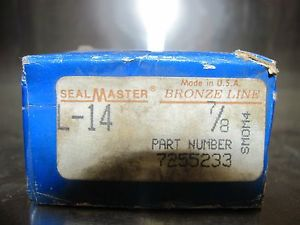 SEAL MASTER L-14 7/8'' BEARING  IN BOX!!