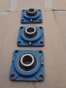 4 Bolt Flange bearing F4-07with bearing # MB 251-14 PA USA