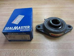 Seal Master SFT-17 SFT17 Flange Bearing – Bore:1 1/16