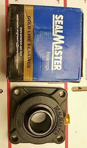 Seal Master SF-23 CXU air handling 4 bolt flange  lot of 2 bearings
