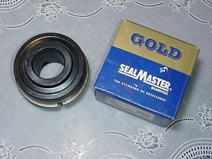 SealMaster Gold Bearing Insert ER-20 Size 1 1/4 Inch Stock Number 701063 !