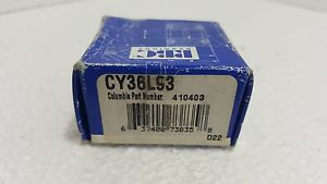 **RBC CY36L93 ,Without Stud Sealed Crowned Outer Ring Cam Follower CY-36-L 93