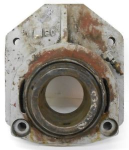 UNKNOWN BRAND BEARING HOUSING WITH SEALMASTER BEARING, D874, 4 BOLT MOUNT