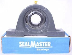 NIB SealMaster SP-23 Gold Line Pillow Block Bearing 1-7/16""