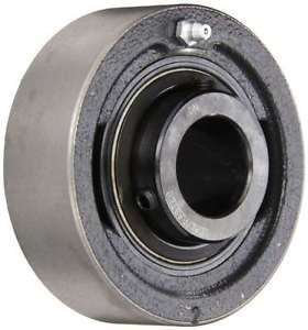 Sealmaster MSC-19 Ball Bearing Cartridge Unit, Medium Duty, Setscrew Locking Col