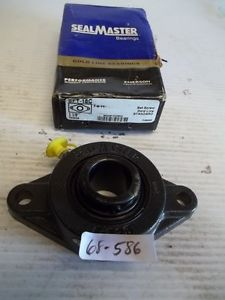 New Seal Master SFT-18C Two Bolt Flange Bearing Setscrew