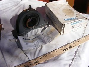 "Sealmaster NP-35C 2 3/16"" Bore Pillow Block Bearing"