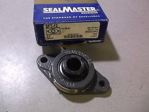"SealMaster SFT-12 3/4"" Set Screw Flange Bearing *FREE SHIPPING*"