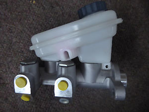 BRAND  CONI-SEAL MASTER CYLINDER 131.62065 WILL FIT VARIOUS VEHICLES *CHART*