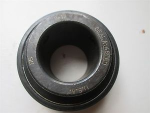 "Sealmaster Ball Insert Bearing 3-17 with 1-7/16"" Bore Setscrew"