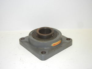 SEALMASTER MSF-31 USED 1-15/16 4 BOLT FLANGE BEARING MSF31