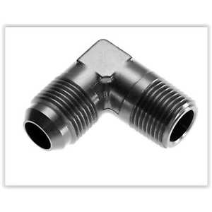 Red Horse Products 822-06-04-2 AN To NPT Adapter -06 90 DEGREE MALE ADAPTER TO –