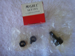 NIB McGILL Precision Bearing Cam Follower      MCF 19 S        MCF19S