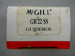 MCGILL GR-22-SS GUIDEROL PRECISION BEARINGS
