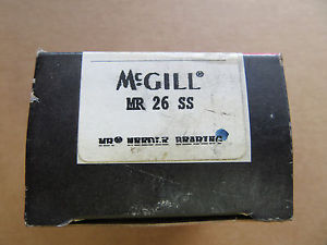 McGill MR-26-SS Needle Bearing !!! in Factory Box Free Shipping