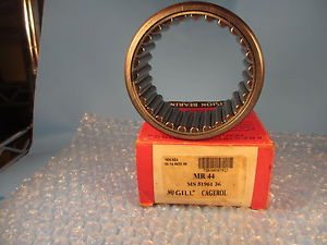 McGill MR44, MR 44, CAGEROL Bearing, Outer Ring & Roller Assembly;