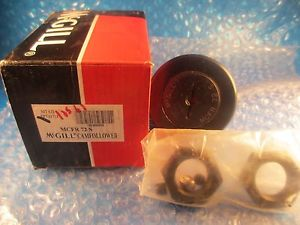 McGill MCFR72S, MCFR 72 S, Series Metric CAMROL® Cam Follower Bearing