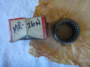 NIB McGILL Precision Bearing        MR 26 N       MR-26N