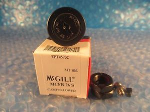 McGill MCFR26 S, MCFR 26S,MCFR 26 S, CAMROL® Cam Follower Bearing