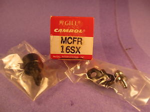 McGill MCFR16SX, MCFR 16SX,MCFR 16 SX, CAMROL® Cam Follower Bearing