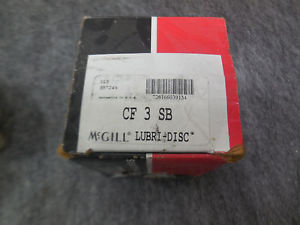 McGILL LUBRI-DISC CAM FOLLOWER BEARING # CF3SB