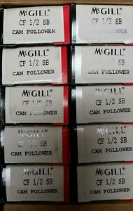 McGill CF 1/2 SB 10 PCS