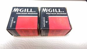 McGill SB 22204 W33 SS Bearing SB22204C3W33SS Brand New Set of 2