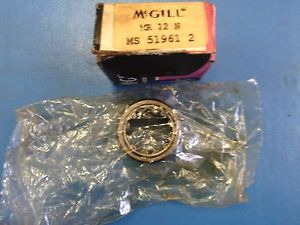 McGill Precision Bearing MR-12-N