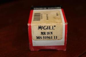 McGILL PRECISION BEARING MR-18-N  NOS MS51961 11