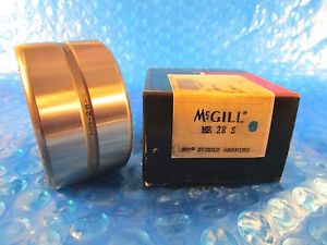 McGill MR28 S, MR 28 S, Cagerol® Needle Roller Bearing