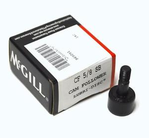 "MCGILL CF-5/8-SB CAMROL CAMFOLLOWER 3/4"" OD 7/16"" WIDTH (2 AVAILABLE)"