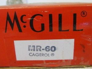 Mcgill MR60 Cagerol Bearing Caged Roller Bearing NIB