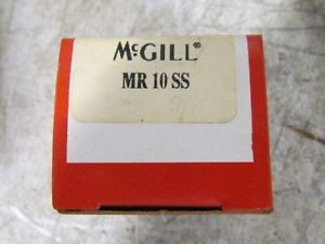 McGill MR 10 SS Cagerol Bearing  in BOX