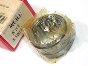 "UP TO 6  MCGILL CAMROL ROLLER BEARINGS 7/8"" ID, 1-3/8"" OD, 3/4"" Width MR 14N"
