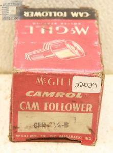 McGill CFH-2/1/4-B Cam Follwer Bearing
