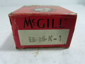 McGill ER-16-K-1 Bearing !  !