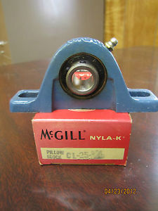 "McGill Pillow Block Bearing CL-25-5/8 CL255/8 5/8"" New"