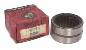 NIB MCGILL MR-28S CAGEROL BEARING MR-28-S MR28S