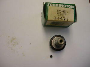 TORRINGTON CRS-20 CAM FOLLOWER BEARING REPLACES MCGILL CF 1-1/4 S   IN BOX