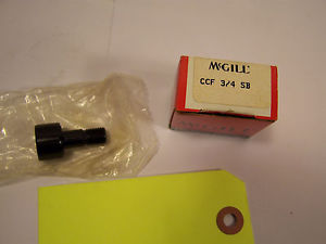 MCGILL CCF 3/4 SB BEARING. UNUSED FROM OLD STOCK. RB3