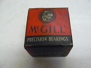 MCGILL MR-18-S NEEDLE ROLLER BEARING CAGED SEALED ONE SIDE