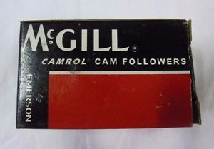 New In Package McGill Camrol Cam Followers CF 1 1/2 S