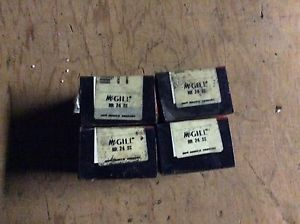 4-McGill MR 24 SS bearings ,Free shipping to lower 48, 30 day warranty